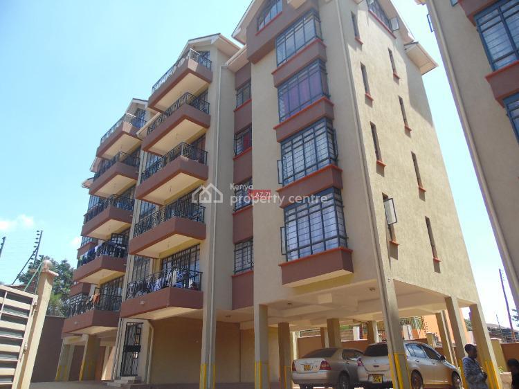 Spacioius and Modern Apartments, Southern Bypass, Thigio, Kikuyu, Kiambu, Apartment for Rent