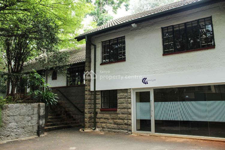 Riverside Dr 4 Bedroom Commercial House, Riverside, Westlands, Nairobi, Office Space for Rent