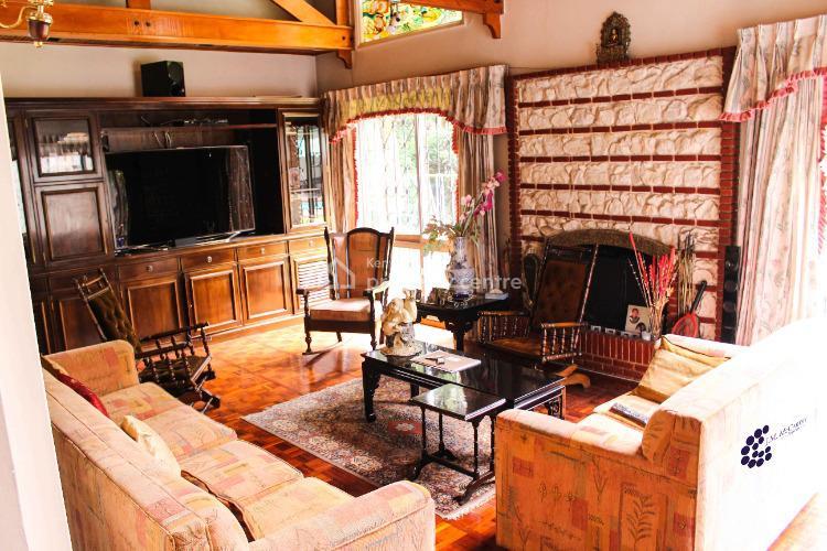 Lenana Rd 3 Bedroom Bungalow, Lenana Rd, Kilimani, Nairobi, House for Rent