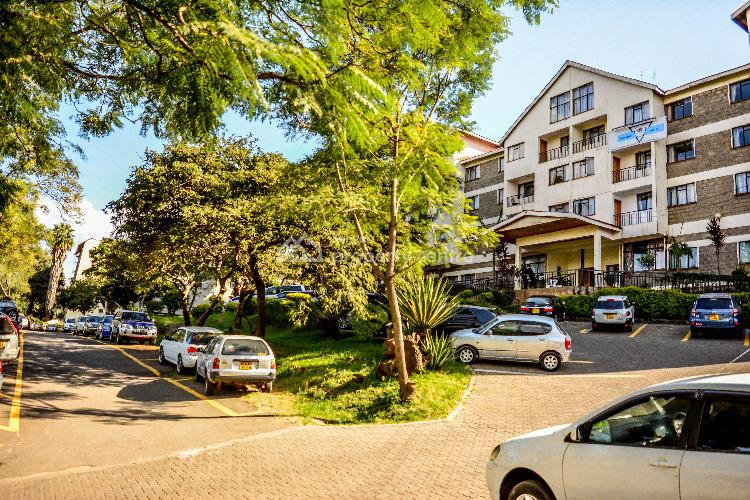 Vacant Offices, Ywca of Kenya on Mamlaka/nyerere Road, Kilimani, Nairobi, Office Space for Rent