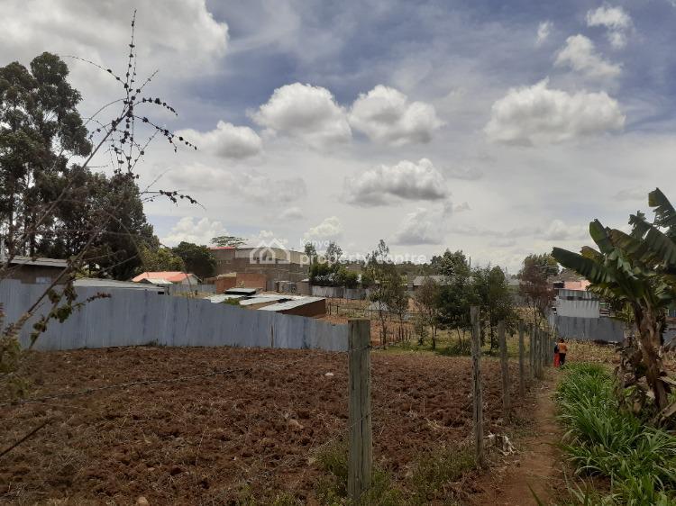 Superbly Located Quarter Acre Plot in Annex, Mushroom - Annex, Racecourse, Uasin Gishu, Residential Land for Sale