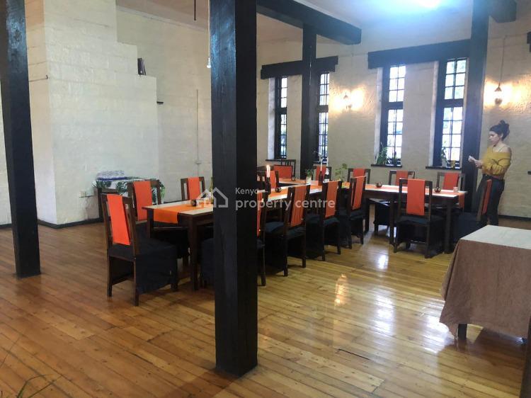 Vacant Restaurant Space, Ywca of Kenya on Mamlaka Rd ,opposite Serena/minet,shelter Afrique, Kilimani, Nairobi, Restaurant / Bar for Rent