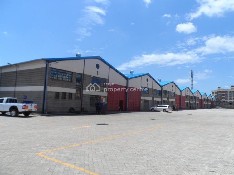 Syokimau Modern Spacious Warehouse/godown, 3rd Chaddy Road, Syokimau/mulolongo, Machakos, Warehouse for Rent