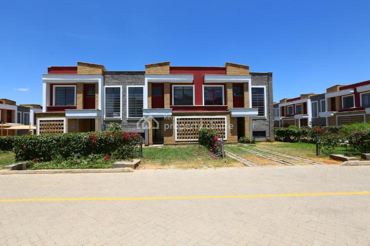 Executive 3 Bedroom Townhouse in Kitengele, Yukos, Kitengela, Kajiado, Townhouse for Sale