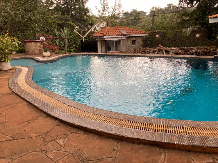 Beautiful Fully Furnished and Serviced House, Red Hill Rd, Nyari Estate, Limuru Central, Kiambu, Detached Bungalow for Rent
