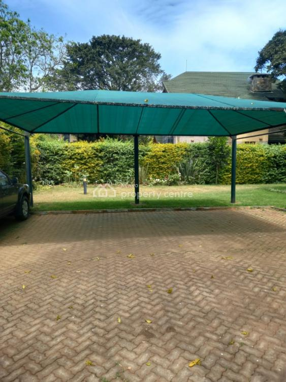4bdr All Ensuite on Half an Acre in a Gated Communit, Muhugu Park, Karen, Nairobi, House for Sale