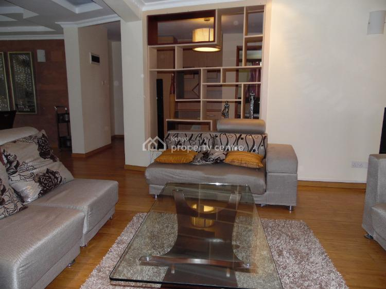 3bedroom Plus Dsq! Perfect Location!, Statehouse  Cresent, Kilimani, Nairobi, Apartment for Rent