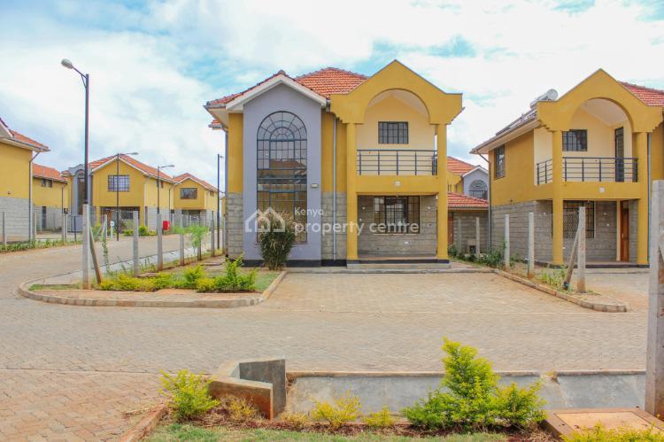 3 $ 4 Bedroom Mansionattes, Off Namanga Road, Kitengela, Kajiado, Townhouse for Sale