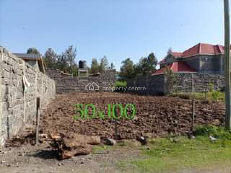 an Eighth Acre Sized Plot in Nakuru, Nakuru East, Nakuru, Residential Land for Sale