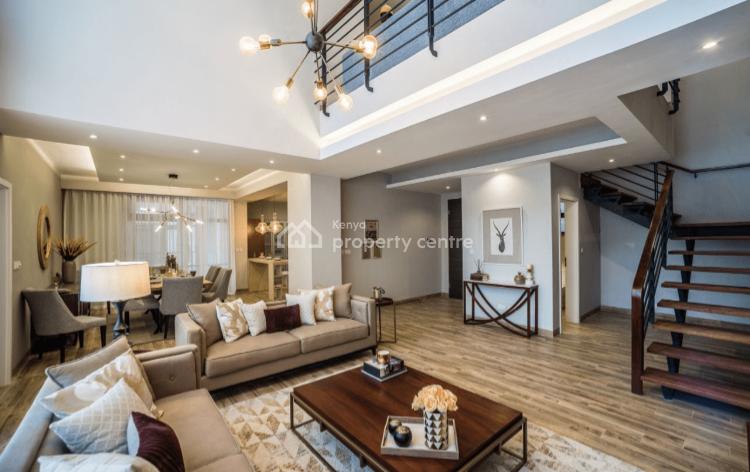 Must See 4 Bed Duplexes Plus Dsq Along Riverside, Riverside Drive, Westlands, Nairobi, Apartment for Sale