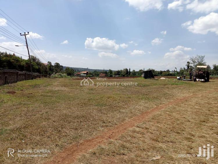 50x100 Plot Kangundo Road, Kangundo Road, Machakos Central, Machakos, Residential Land for Sale