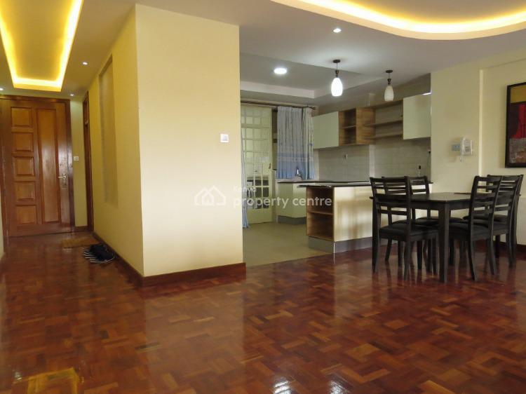 Large and Bright 2 Bdrm Apartment Along Othaya Road, Othaya Road, Kilimani, Nairobi, Apartment for Rent