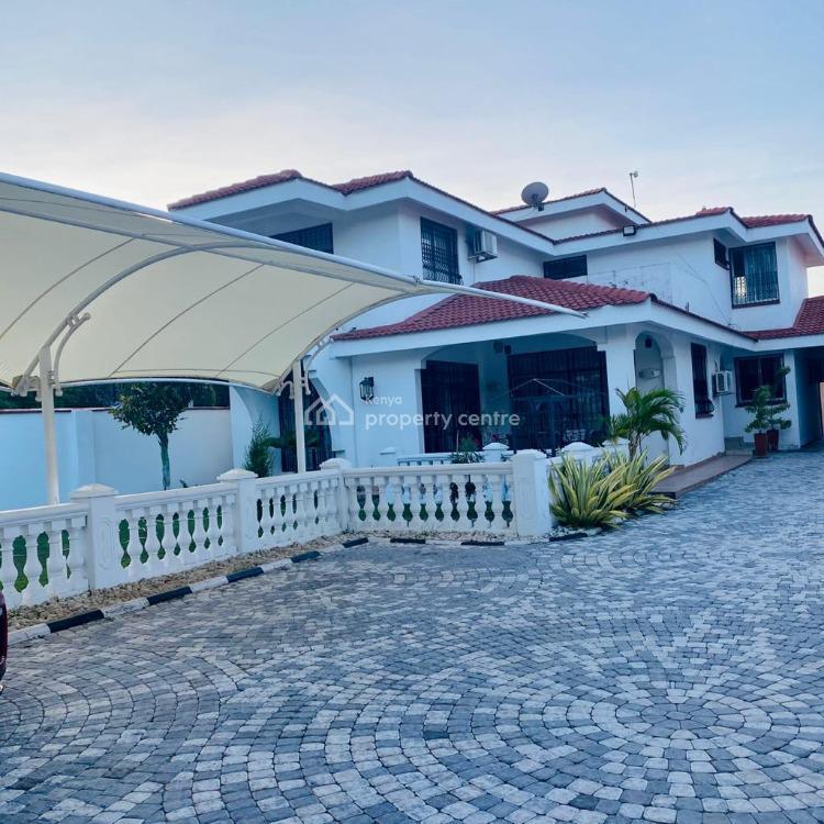 Executive 4 Bedroom Mansion, Jamhuri Road, Nyali, Mombasa, Townhouse for Sale