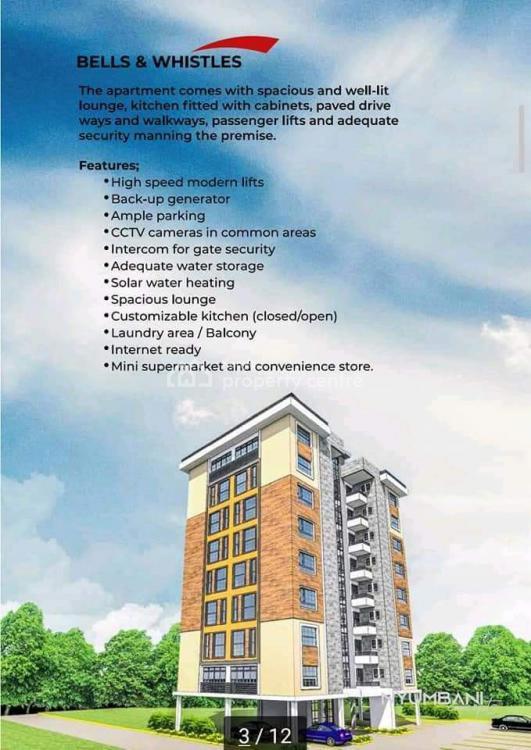 Nyumbani Heights, Muhuri Road - Off Waiyaki Way, Juja, Kiambu, Apartment for Sale