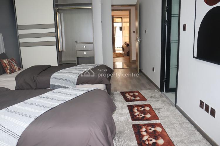 Big 2 Bedroom Apartment Near Yaya, Hekima Road, Kilimani, Nairobi, Apartment for Rent
