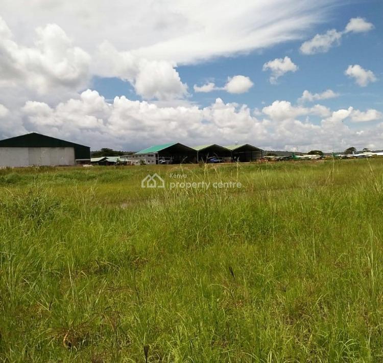 Prime (100*50) Plots, Airstrip Estate, Nanyuki, Laikipia, Commercial Land for Sale