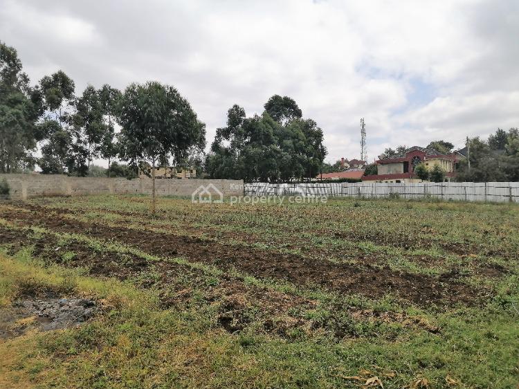 Quarter Acre Plot, Ngere Road, Ngong, Kajiado, Residential Land for Sale