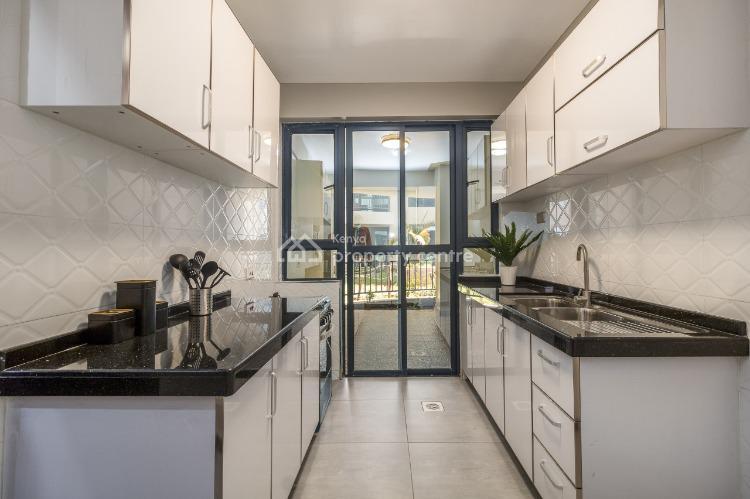 Homely 3 Bedroom Apartment in Kilimani, Hekima Road, Kilimani, Nairobi, Apartment for Sale