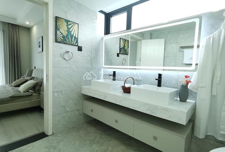 Well-lit 3 Bedroom + Dsq Apartment Near Riara Road, Elgeyo Marakwet Road, Kilimani, Nairobi, Apartment for Sale
