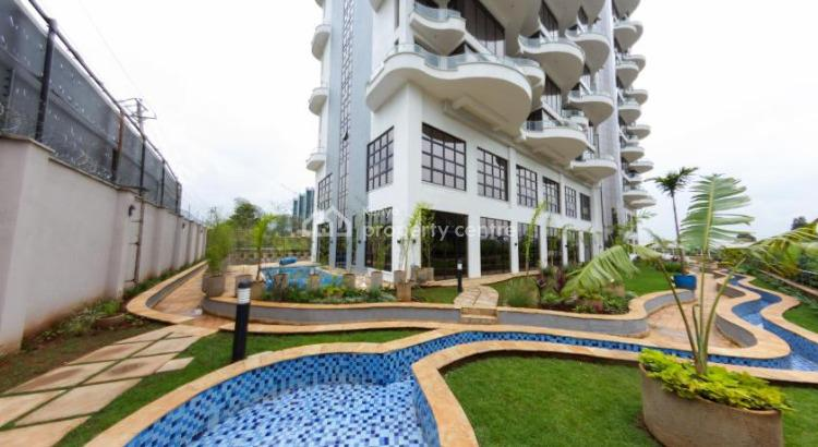 Well Lit 2 Bedroom Apartments En-suite Off Waiyaki Way, Westlands, Nairobi, Apartment for Sale
