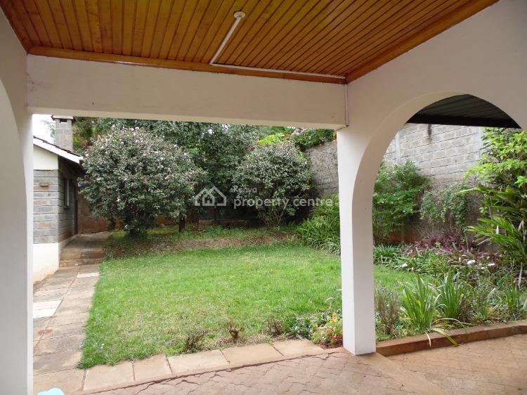 Prime Standalone Unit with Beautiful Lawns!, Dikdik Gardens, Kileleshwa, Nairobi, House for Rent