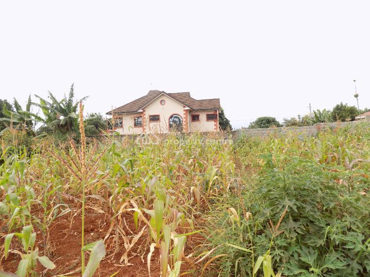 Ruiru Mugutha 50x100 Plot, Ruiru Kiganjo Road, Ruiru, Kiambu, Residential Land for Sale