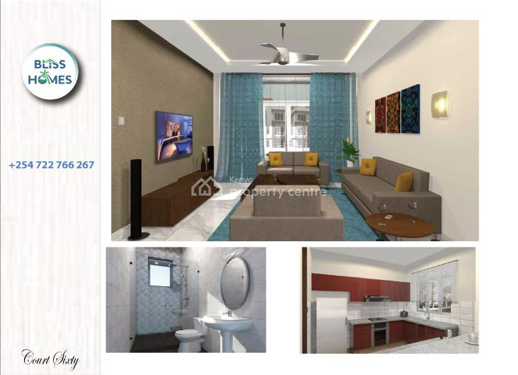 Court Sixty 2 Bedroom Apartment with Lift & Swimming Pool, Near Tuskys Mall, Mtwapa, Kilifi, Apartment for Sale