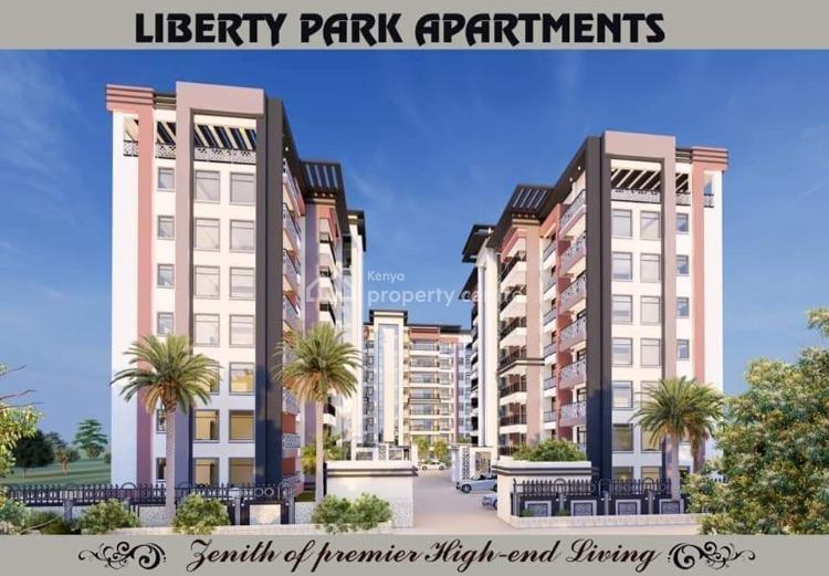 Liberty Park 3 Bedroom + Dsq Apartments, Simba Road, Nyali, Mombasa, Apartment for Sale