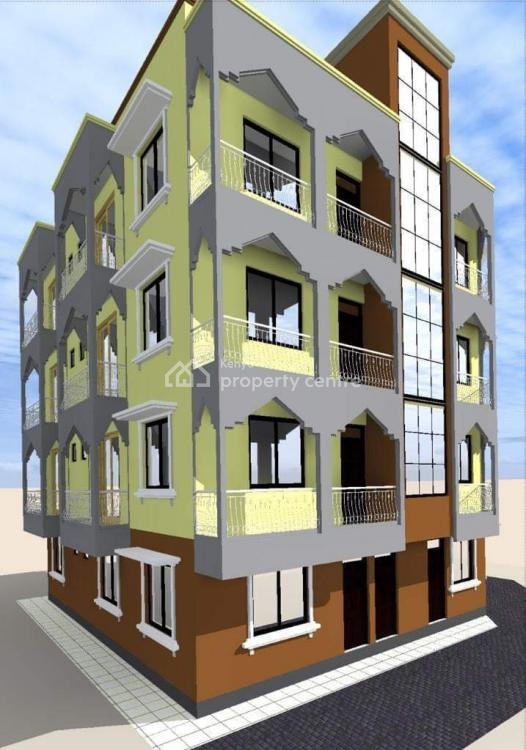 Strategic Offplan  2 Bedroom  Apartment in Town, Guraya Near Mash Offices, Majengo, Mombasa, Apartment for Sale