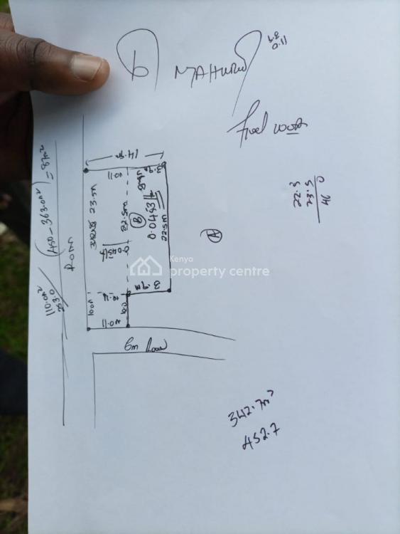 Plots, Near Prison and Phase 2, Nanyuki, Laikipia, Mixed-use Land for Sale