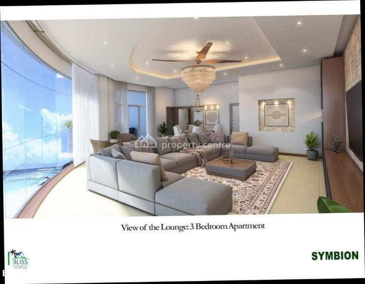 Naurus 2 & 3 Bedroom Beach Front Apartment, Nyali Citymall, Nyali, Mombasa, Apartment for Sale