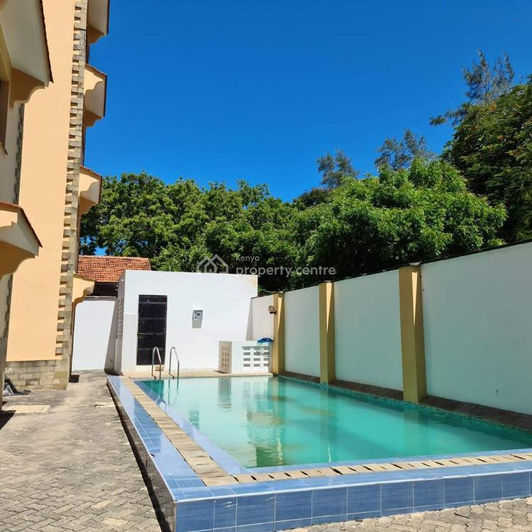 Executive Spacious 3 Bedroom Apartment with Swimming Pool, Jamhuri Road Nyali, Nyali, Mombasa, Apartment for Rent