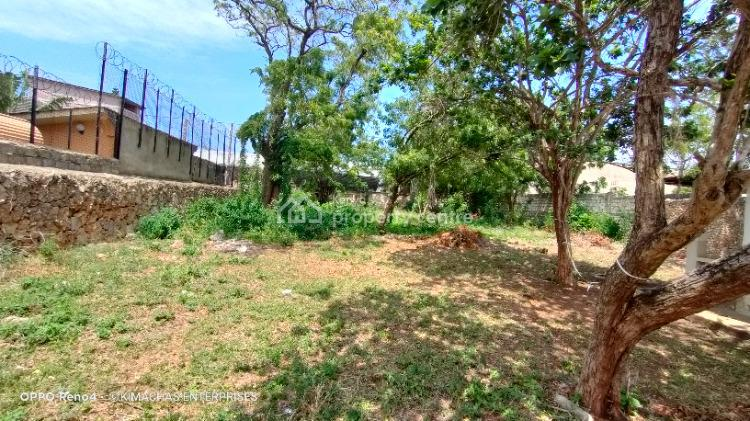 1/4 Acre Plot Near Citymall, Baobab Road, Nyali, Mombasa, Residential Land for Sale