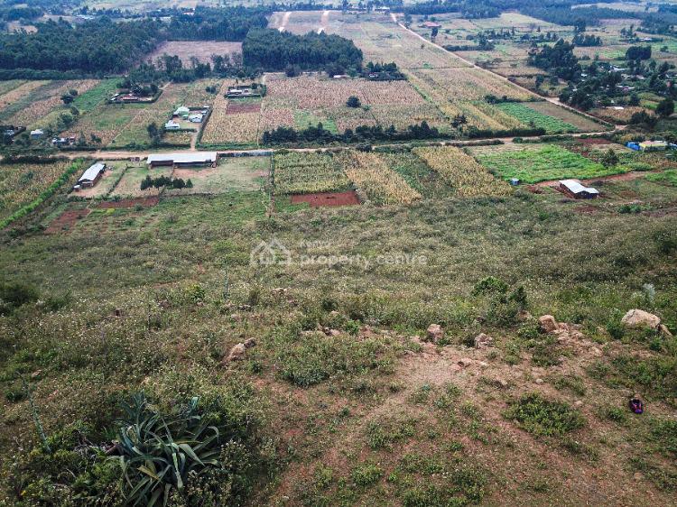 Residential Plots in Thigio Kikuyu, Dagoretti Mutarakwa Road, Thigio, Kikuyu, Kiambu, Mixed-use Land for Sale