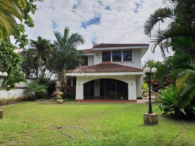 4 Bedroom House on Own Compound, Links Road, Nyali, Mombasa, Detached Bungalow for Rent
