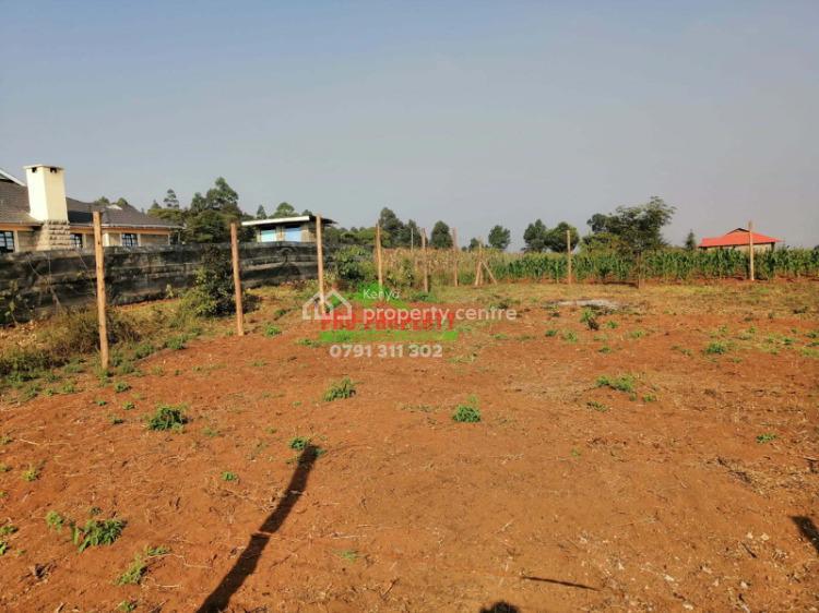 Residential Plot in Kikuyu, Kamangu., Kamangu, Kikuyu, Kiambu, Residential Land for Sale