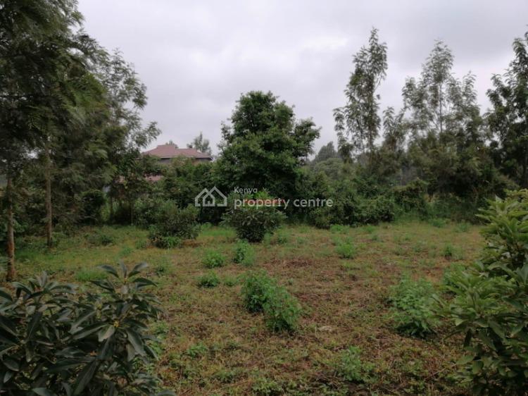 Prime Plot in Kikuyu., Kikuyu, Kiambu, Residential Land for Sale