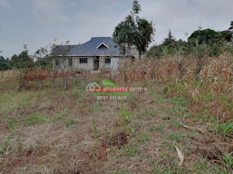 Land in Kikuyu, Gikambura., Gikambura, Kikuyu, Kiambu, Mixed-use Land for Sale