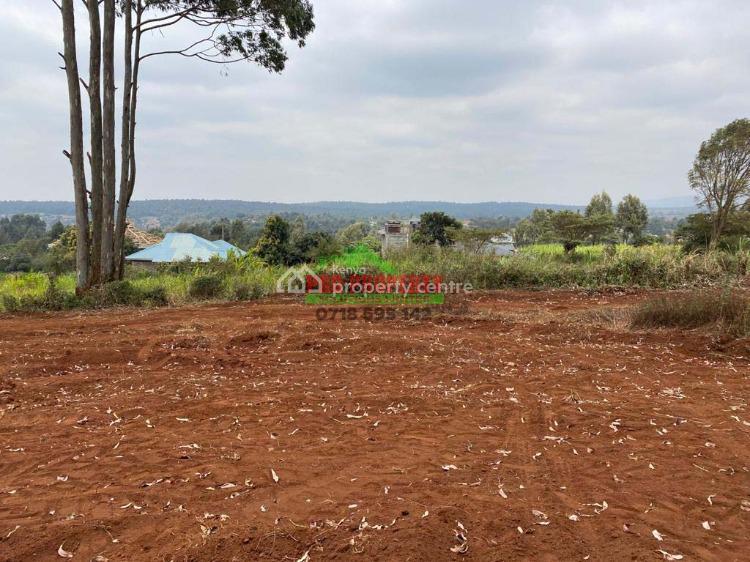 Prime Residential Plots in Kikuyu, Gikambura., Kamangu, Kikuyu, Kiambu, Residential Land for Sale