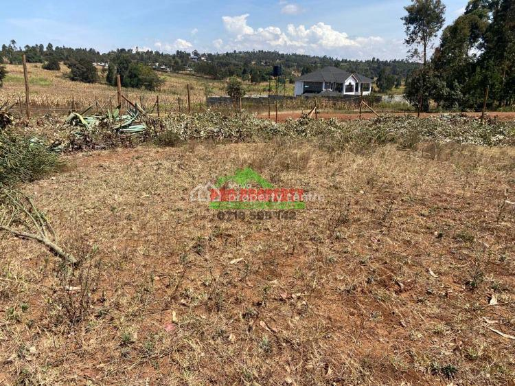 Prime Residential Plot in Kikuyu, Lusigetti., Lusigetti, Kikuyu, Kiambu, Residential Land for Sale