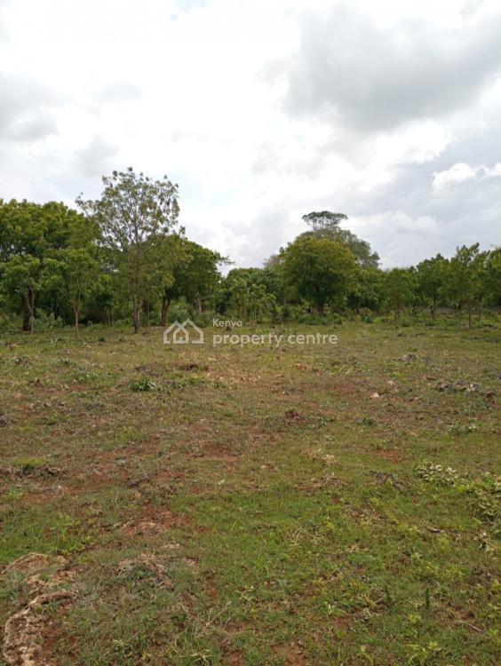 Plot of Land in a Serene Location, Ukunda, Kwale, Mixed-use Land for Sale