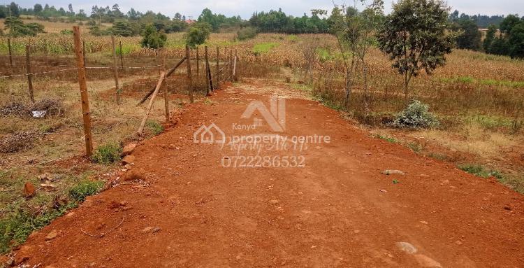 Residential Plots, Lusigetti, Kikuyu, Kiambu, Residential Land for Sale