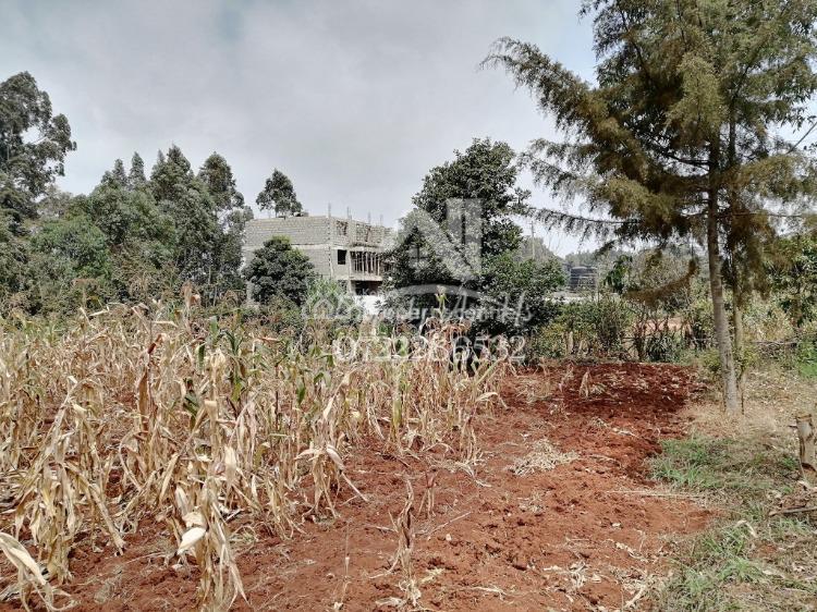 Residential Or Commercial Land, Gikambura, Kikuyu, Kiambu, Commercial Land for Sale