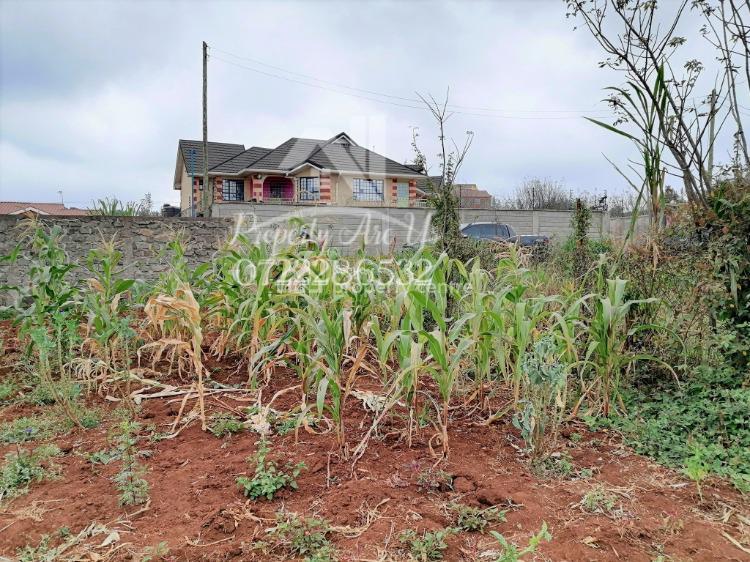 Prime Residential Plot, Thogoto, Kikuyu, Kiambu, Residential Land for Sale
