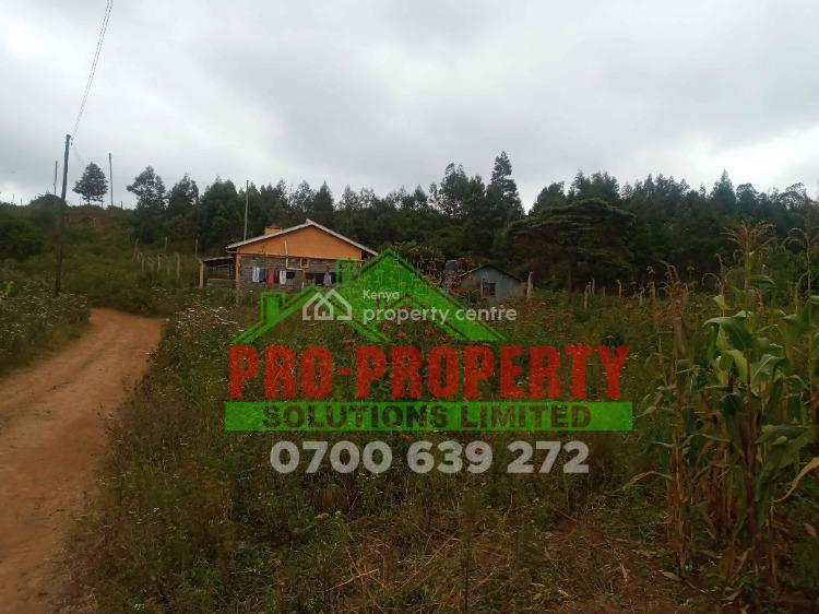 50 By 100 Prime Plot, Kamangu, Kikuyu, Kiambu, Residential Land for Sale