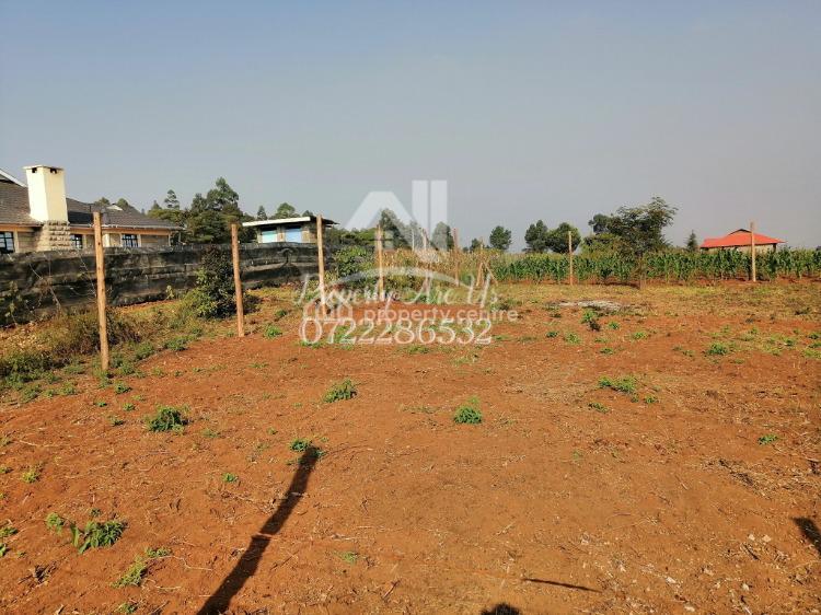 Eight Acre Plot, Kamangu, Kikuyu, Kiambu, Residential Land for Sale