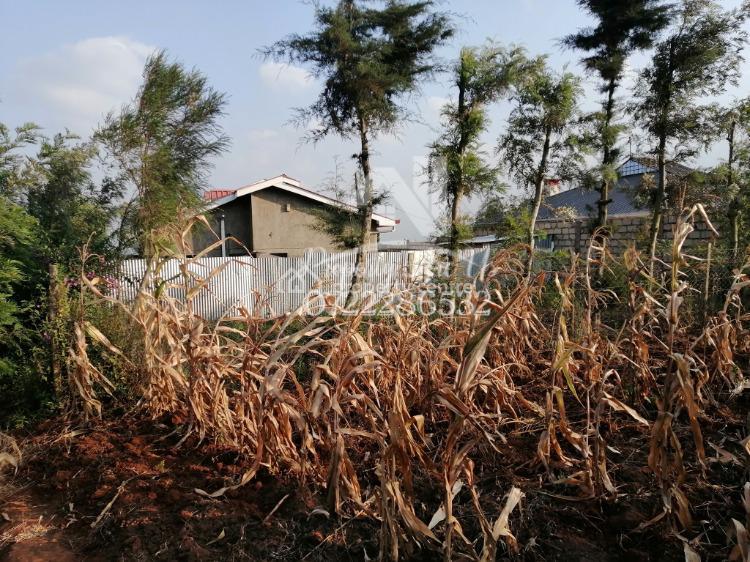 Residential Plot, Kamangu, Kikuyu, Kiambu, Residential Land for Sale