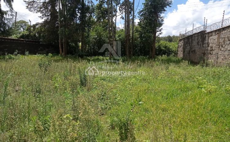 Very Prime Residential 1/4 Acre Plot, Sigona, Acre Tano, Kikuyu, Kiambu, Residential Land for Sale