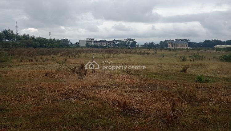 Very Prime 1/2 Acre Commercial Plot, Moi South Lake Road, Naivasha East, Nakuru, Commercial Land for Sale