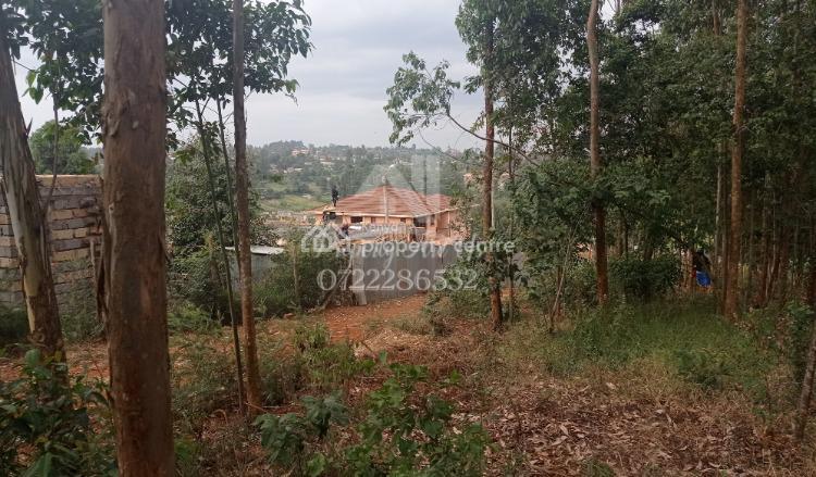 Prime Residential Plot, Gikambura, Kikuyu, Kiambu, Residential Land for Sale